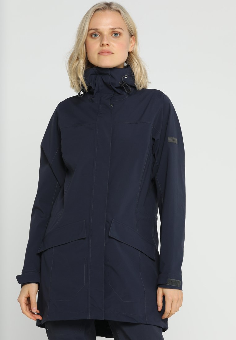 Bergans - OSLO COAT - Parka - dark navy