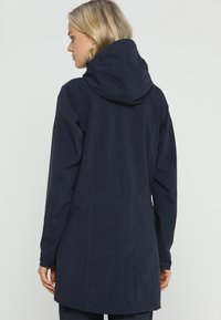 Bergans - OSLO COAT - Parka - dark navy - 2