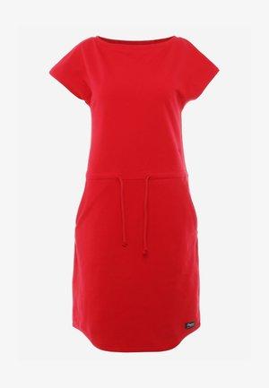 OSLO SUMMERDRESS - Vapaa-ajan mekko - red