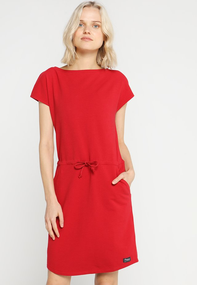 OSLO SUMMERDRESS - Day dress - red
