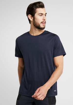 OSLO TEE - Basic T-shirt - navy