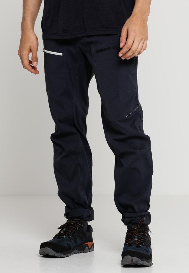 UTNE  - Trousers - dark navy/alu