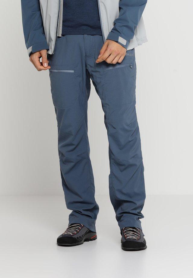 UTNE  - Trousers - fogblue/light fogblue