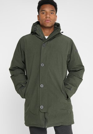 OSLO - Down jacket - khaki