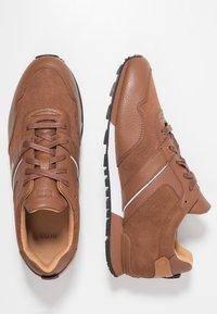 BOSS - PARKOUR RUNN  - Sneakers - medium brown - 1