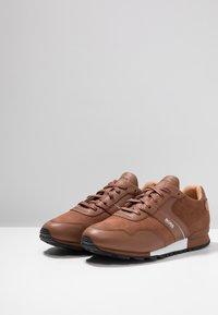 BOSS - PARKOUR RUNN  - Sneakers - medium brown - 2