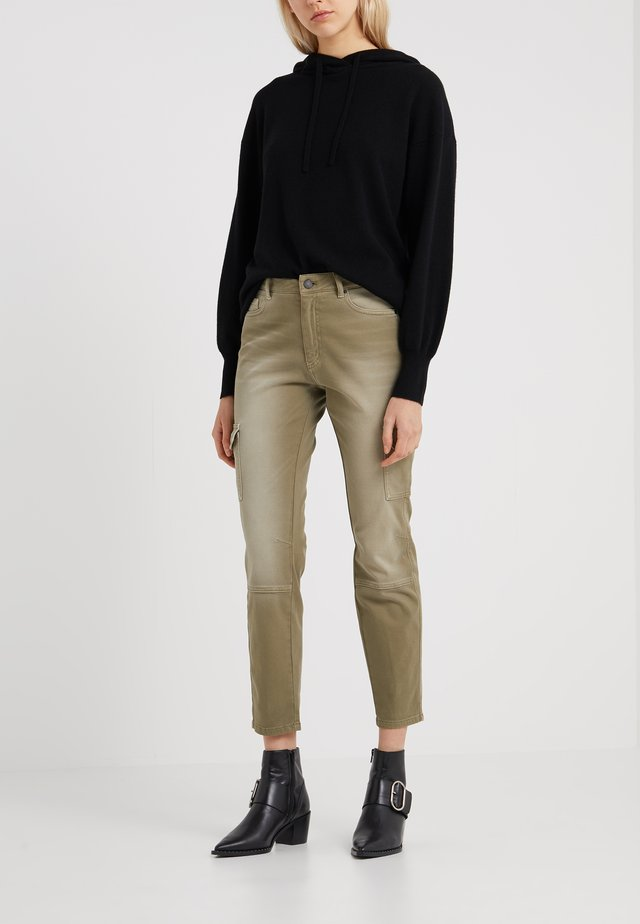 SICARGY - Jeans slim fit - bright green