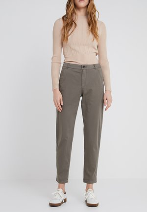 SACHINI - Chinos - open grey
