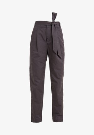 SAROSY - Trousers - charcoal