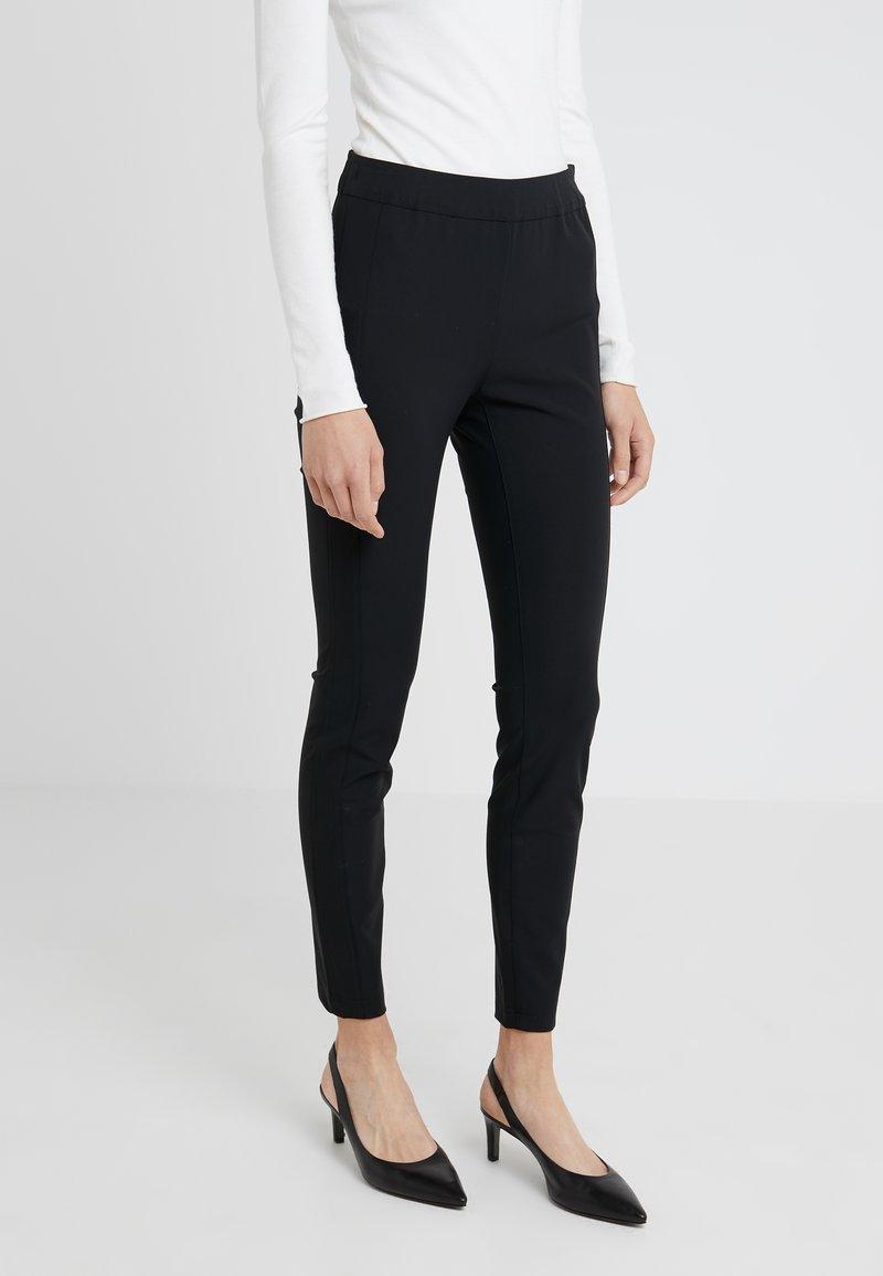 BOSS - SALUNGI - Trousers - black