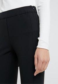 BOSS - SALUNGI - Trousers - black - 4