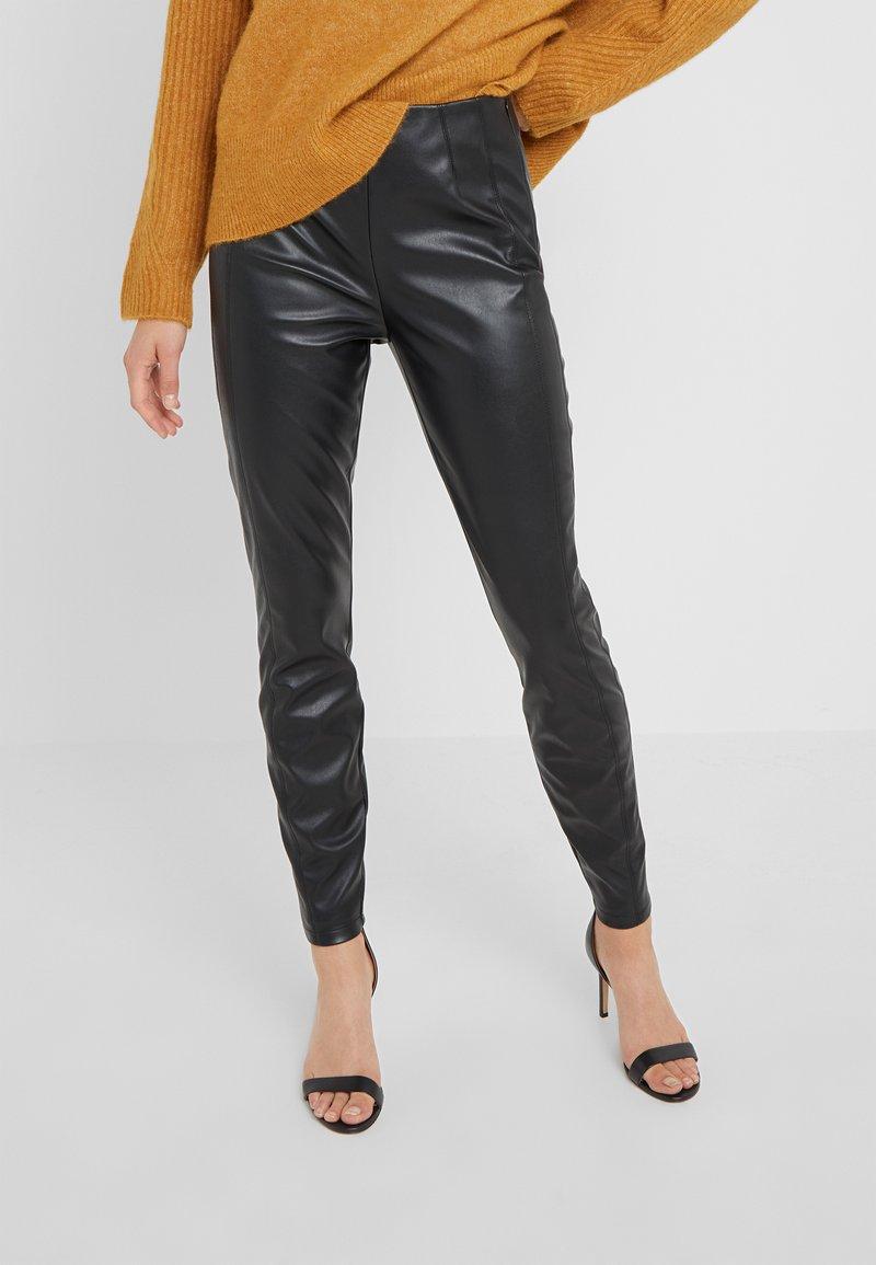 BOSS - Leggings - Trousers - black