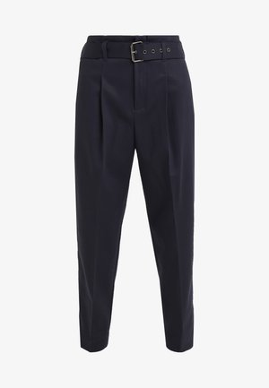 SAFASHY - Trousers - medium blue