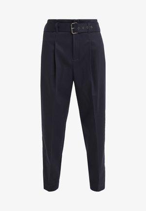 SAFASHY - Pantalon classique - medium blue