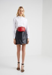 BOSS - BINOLY - A-snit nederdel/ A-formede nederdele - dark blue - 1