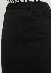 BOSS - BACHIARA - Spódnica ołówkowa  - black - 4