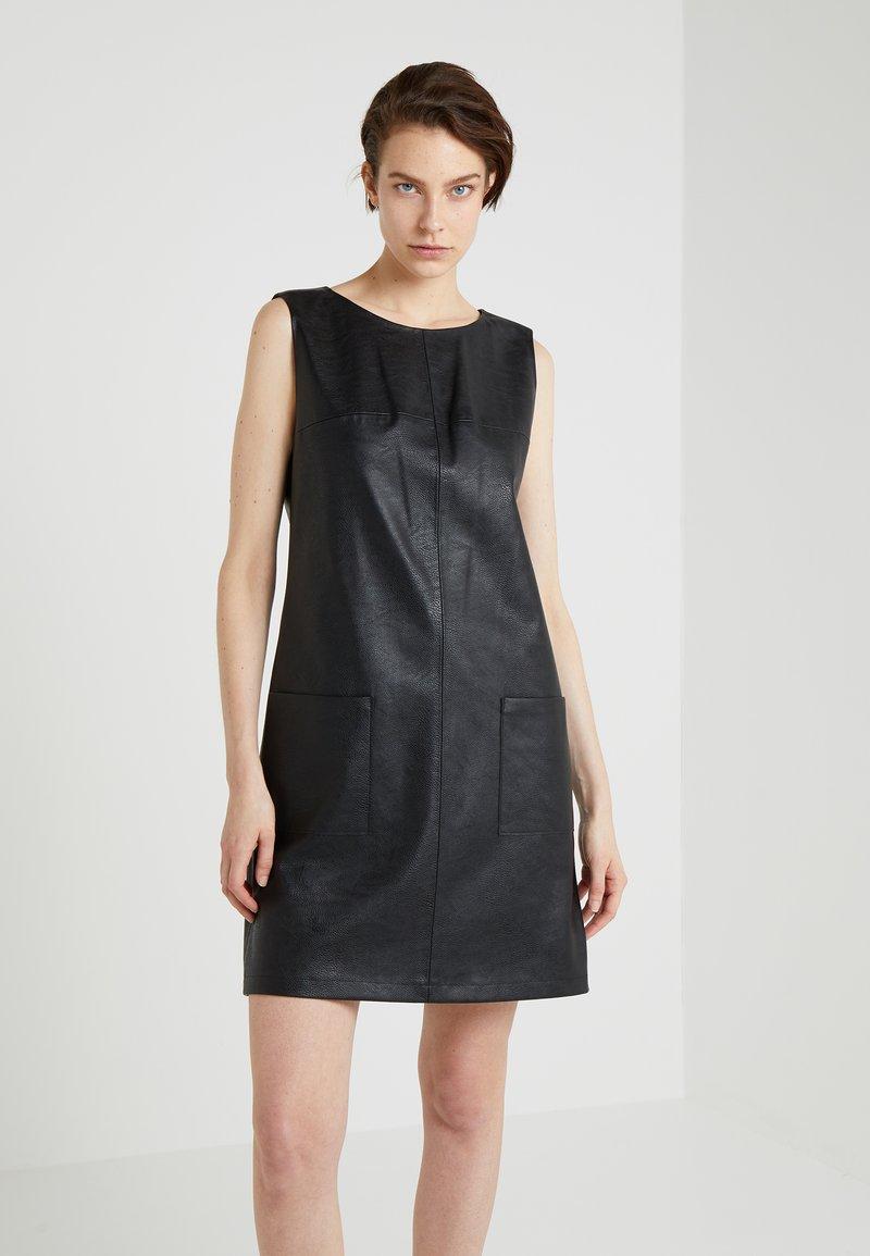 BOSS - ALELLY - Korte jurk - black