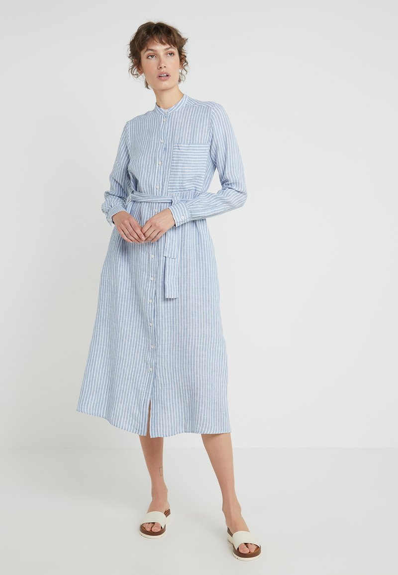 BOSS - CAMONA - Shirt dress - bright blue