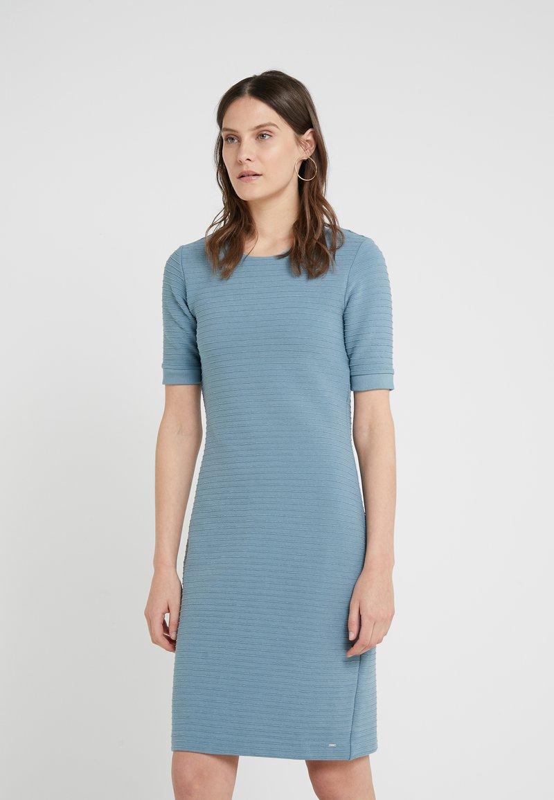 BOSS - DESHAPE - Freizeitkleid - bright blue