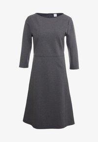 BOSS - ALOMA - Sukienka z dżerseju - charcoal - 3