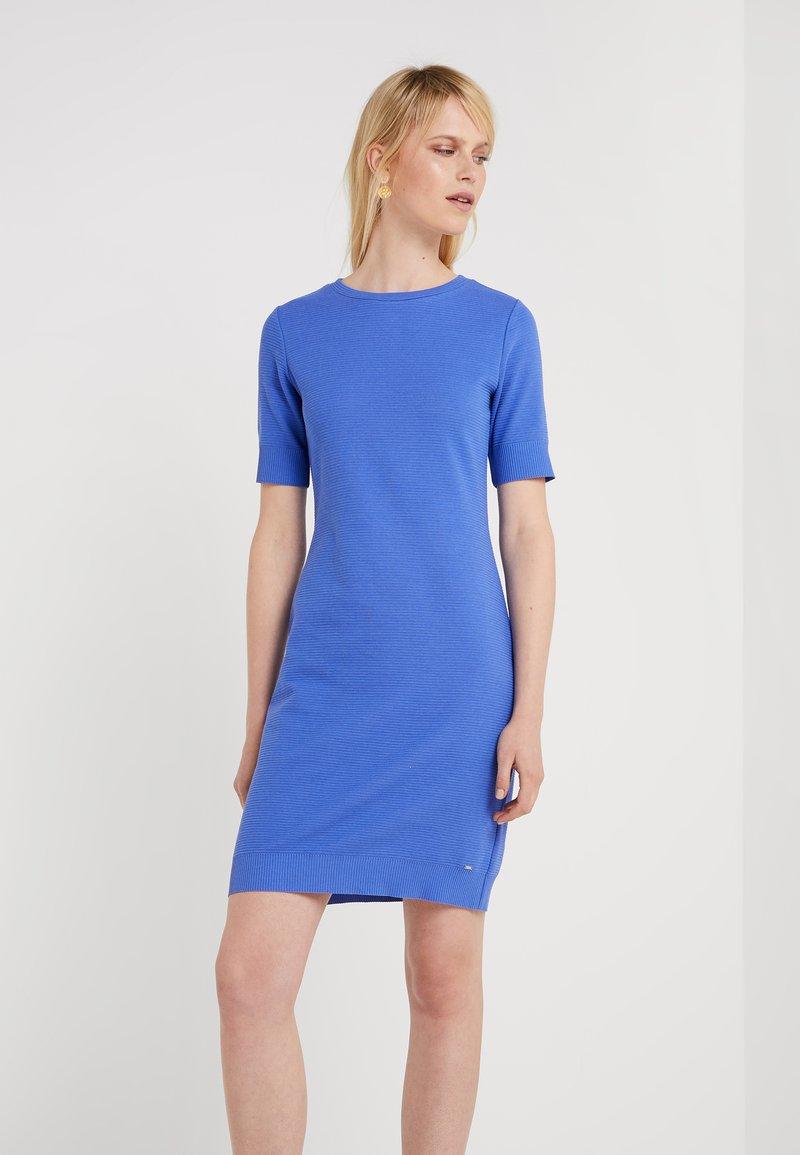 BOSS - DABUTTON - Etuikleid - medium blue