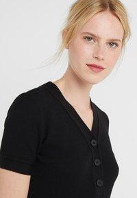 BOSS - DASAND - Gebreide jurk - black - 3