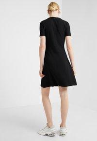 BOSS - DASAND - Gebreide jurk - black - 2