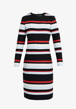DALINDI - Jersey dress - red