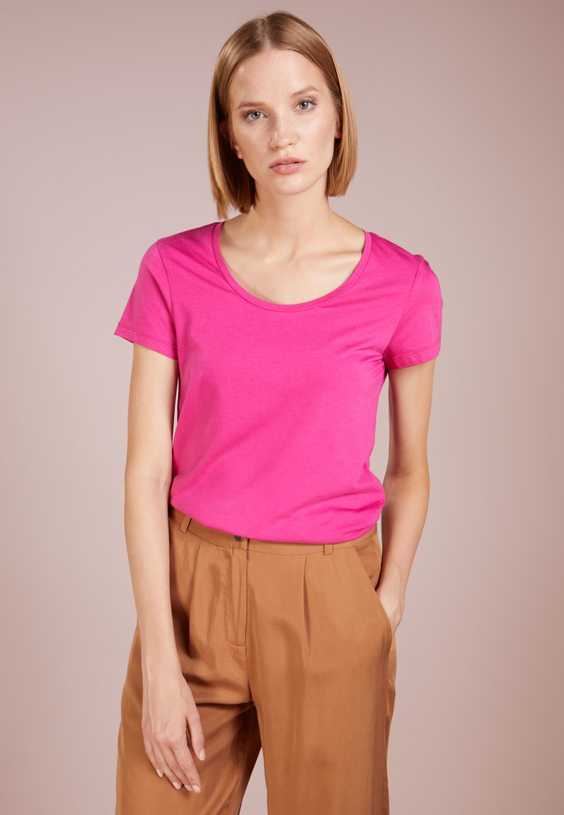 BOSS - TIFAME - T-Shirt basic - bright pink