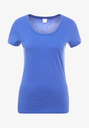 TIFAME - Jednoduché triko - medium blue