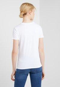 BOSS - TEAROUND - T-shirt con stampa - white - 2