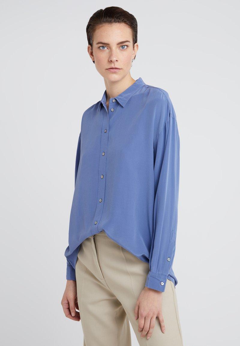 BOSS - ECLUNI - Hemdbluse - bright blue