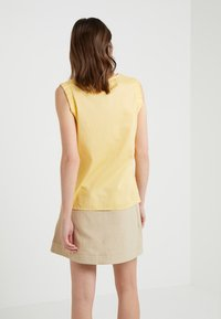 BOSS - CITRAVEL - Bluser - light pastel yellow - 2