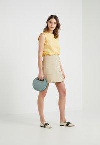 BOSS - CITRAVEL - Bluser - light pastel yellow - 1
