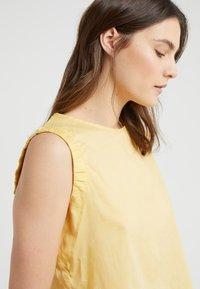 BOSS - CITRAVEL - Bluser - light pastel yellow - 4