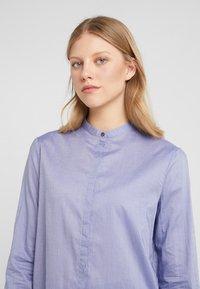 BOSS - EFELIZE - Overhemdblouse - dark purple - 4