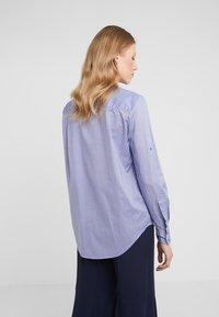 BOSS - EFELIZE - Overhemdblouse - dark purple - 2