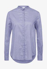 BOSS - EFELIZE - Overhemdblouse - dark purple - 3