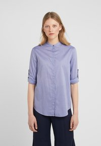 BOSS - EFELIZE - Overhemdblouse - dark purple - 0