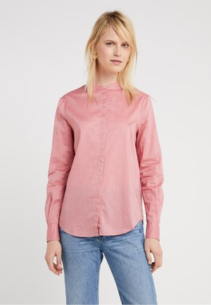 EFELIZE - Button-down blouse - light pastel red