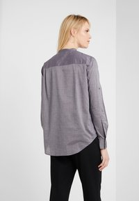BOSS - EFELIZE - Camicia - charcoal - 2