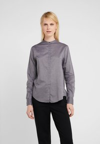 BOSS - EFELIZE - Camicia - charcoal - 0