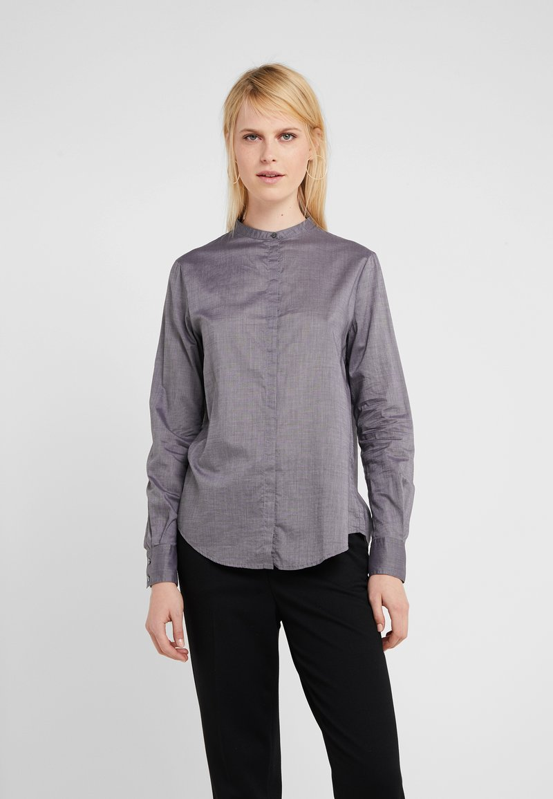 BOSS - EFELIZE - Camicia - charcoal