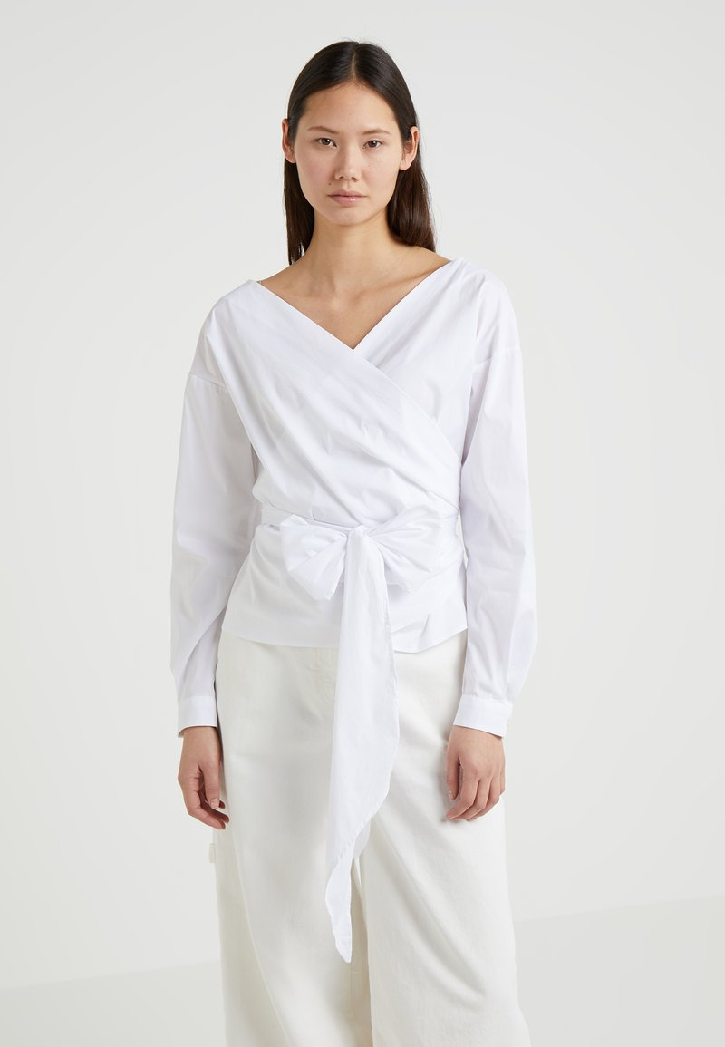 BOSS - EURA - Blouse - white