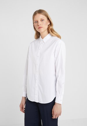EMAINE - Button-down blouse - white