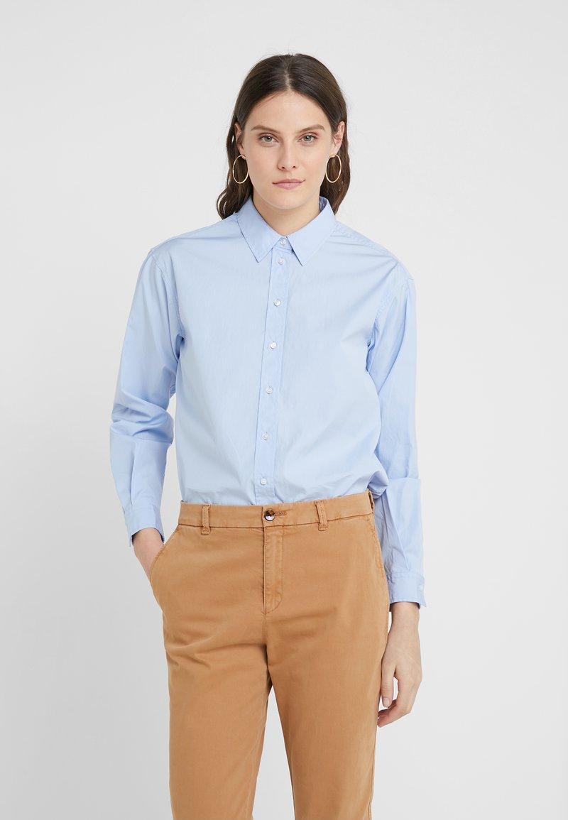 BOSS - EMAINE - Košile - open blue