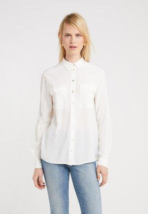 CICOLA - Košile - open white