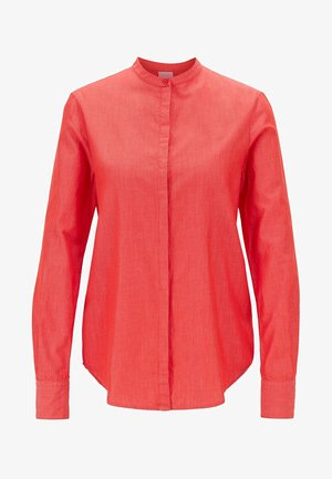 EFELIZE - Button-down blouse - red