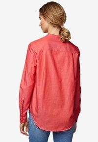 BOSS - EFELIZE - Camicia - red - 2