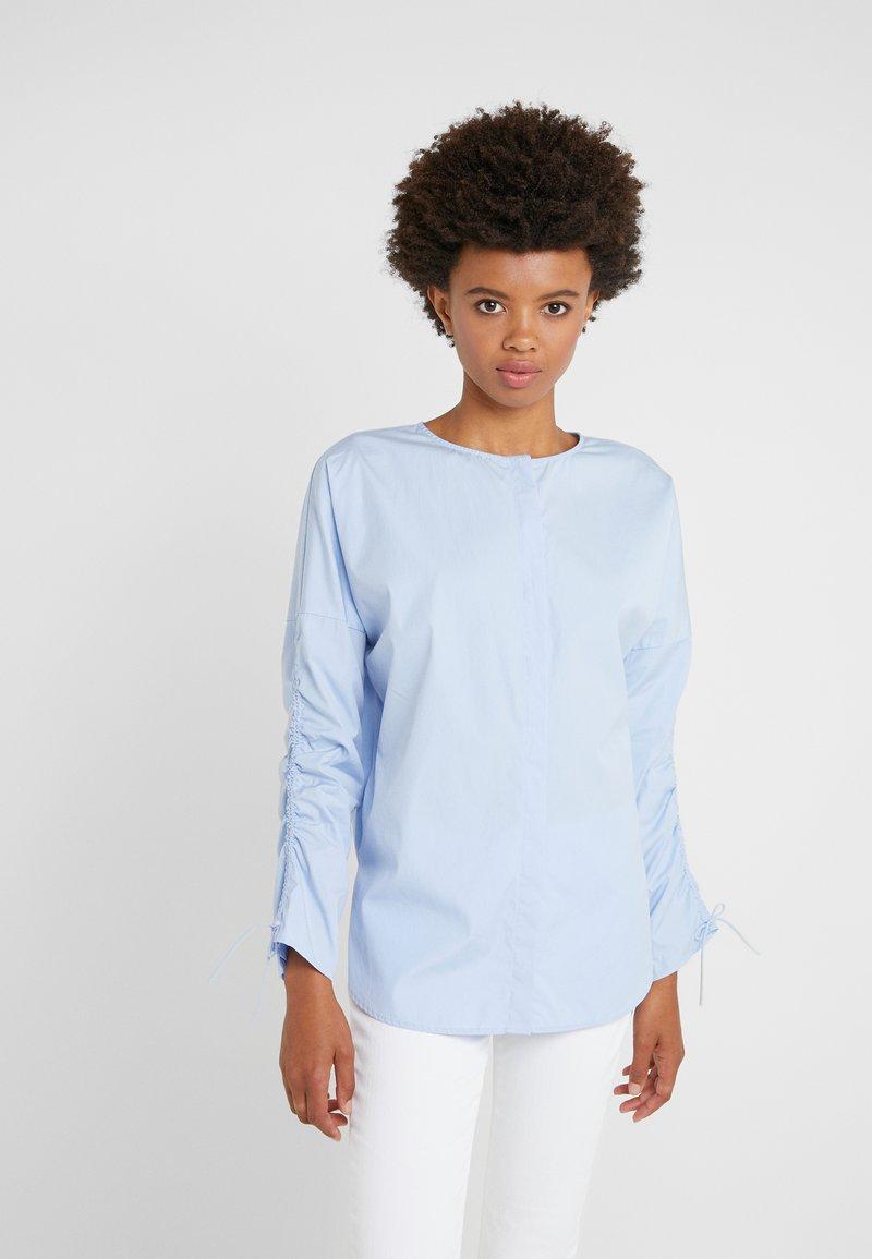 BOSS - CARYLIN - Bluse - blue